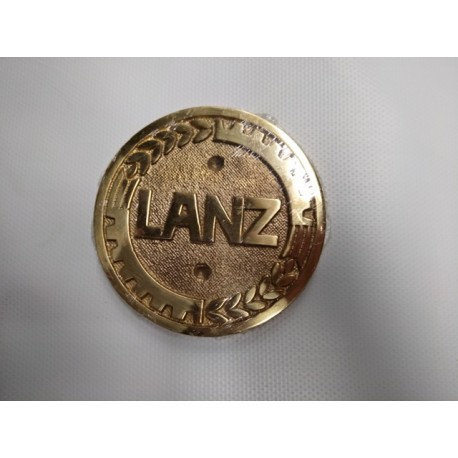 Anagrama tractor LANZ