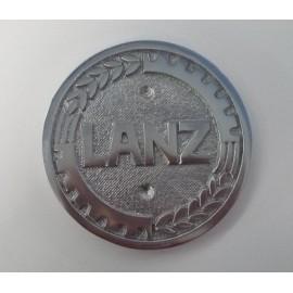 Anagrama Adaptable A Tractor LANZ Aluminio