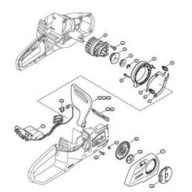 Motosierra MSA 120 C-BQ, 30 cm