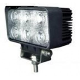 Faro De Trabajo AGROLED 8 LED 1600LM 18W 011D