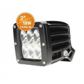 Faro De Trabajo AGROLED 6 LED 1440 LM 18W 099