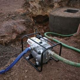 Motobomba Para Aguas Sucias HONDA WT 30 X