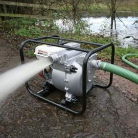 Motobomba Para Aguas Sucias HONDA WT 20 X
