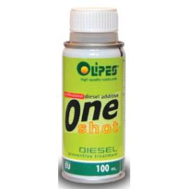 Aditivo Olipes Diesel One Shot 100 ml
