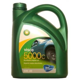 Aceite BP Visco 5000 5W40 Sintético 4L