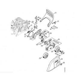 "Motosierra STIHL MS 171 3/8"" PMM3 35 cm"