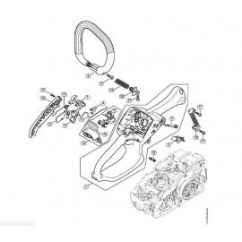 "Motosierra STIHL MS 194 C-E 3/8"" PM3 30 cm"