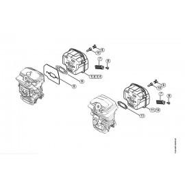 """Motosierra STIHL MS 251 C-BE 325"""" RM 40 cm"""