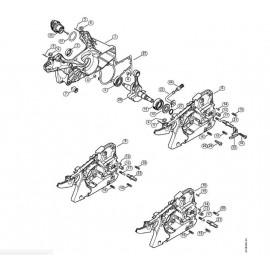 """Motosierra STIHL MS 241 C-M 3/8"""" RM 35 cm"""
