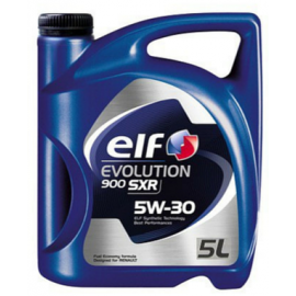 Aceite Elf Evolution 900 SXR 5W30 5L