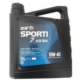 Aceite Elf Sporti 10W40 7 A3/B4 5L