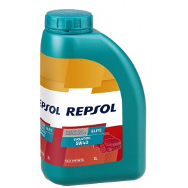 Aceite Repsol Elite Evolution 5W40 1L