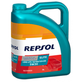Aceite Repsol Elite Long-Life 50700/50400 5W30 5L