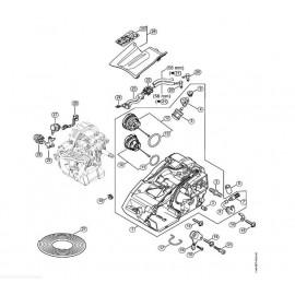 """Motosierra STIHL MS 151 TC-E 1/4"""" PM3 30 cm"""