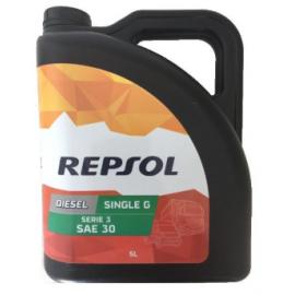 Aceite Repsol Serie 3ª SAE 30 Single G 5L