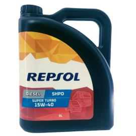 Aceite Repsol Super Turbo SHPD 15W40 5L