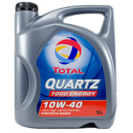 Aceite Total Quartz 7000 Energy 10W40 5L