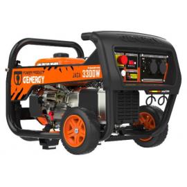 Generador Genergy Jaca 3300W 230V arranque eléctrico