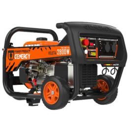 Generador Genergy Veleta 2800W 230V arranque eléctrico