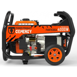 Generador Genergy Panticosa 4000W 230V arranque eléctrico