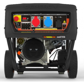 Generador Genergy Candanchú 6500W 230V arranque eléctrico