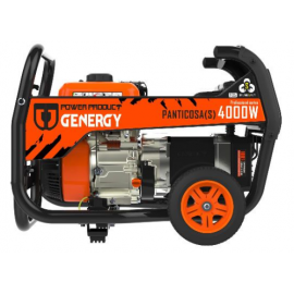 Generador Genergy Panticosa-S 4000W 230V arranque manual