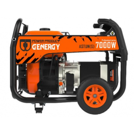 Generador Genergy Astún-S 7000W 230V arranque manual