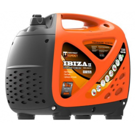 Generador Genergy inverter Ibiza II 1000W 230V arranque manual