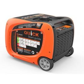 Generador Genergy inverter Mallorca III 3200W 230V arranque eléctrico