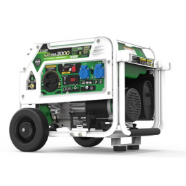 Generador Genergy gasolina y propano Natura 3000 E-Star 3000W 230V arranque eléctrico