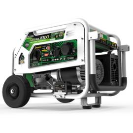 Generador Genergy gasolina y propano Natura 7000 E-Star 7000W 230V arranque eléctrico