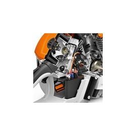 "Motosierra STIHL MS500i 3/8""RS 45 cm"