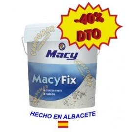 Impermeabilización De Fachadas Blanco Macyfix