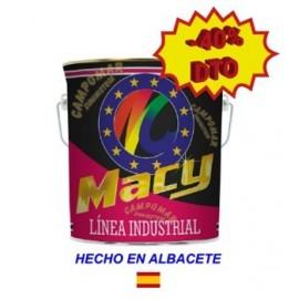 Imprimación Suelos Antipolvo Epoxi Macy 4L