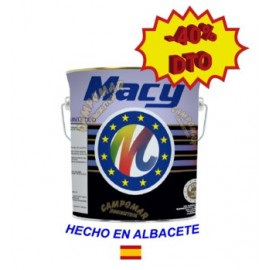Esmalte Clorocaucho Macy