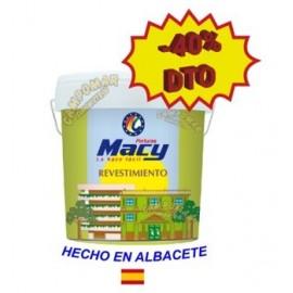 Revestimiento Rugoso Industrial Blanco Macy 15L