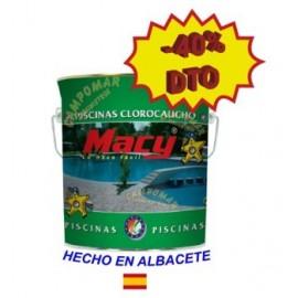 Esmalte Clorocaucho Piscinas Macy