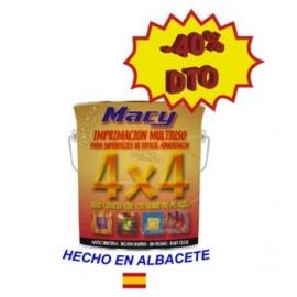 Imprimación Multiusos 4x4 Blanco Macy