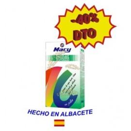 Macyplast Exteriores Texturado Polvo Blanco Macy 5 Kg