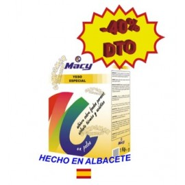 Yeso Especial Blanco Polvo Macy 1 Kg