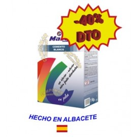 Cemento Blanco Macy 1 Kg