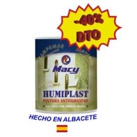Pintura Humiplast Blanco Macy 750 Ml