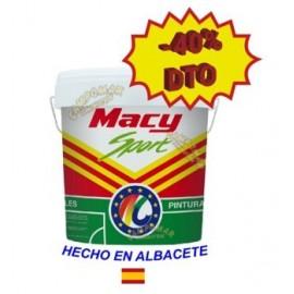Pintura Deportiva Macy