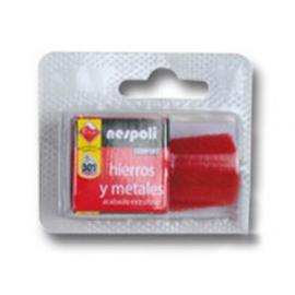 Recambio Mini Rodillo Hierro (2) Teflón 6 Cm Nespoli
