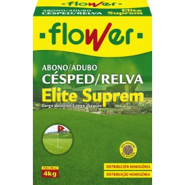 Abono Césped Élite Suprem 4 kg Flower