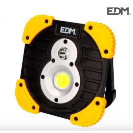 Linterna Foco Led Recargable XL 750 Lumen EDM