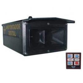 Ahuyentador Espantapájaros Corzo Digital AH112 40W 12V