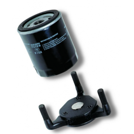 Extractor Filtro Aceite 5001G Forza Patas 110 X 142