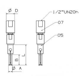 Extractor Interiores 4305 Forza