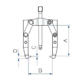 Juego Extractor Mecánico 9300K Forza
